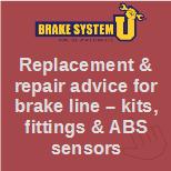 Abs sensor replacement